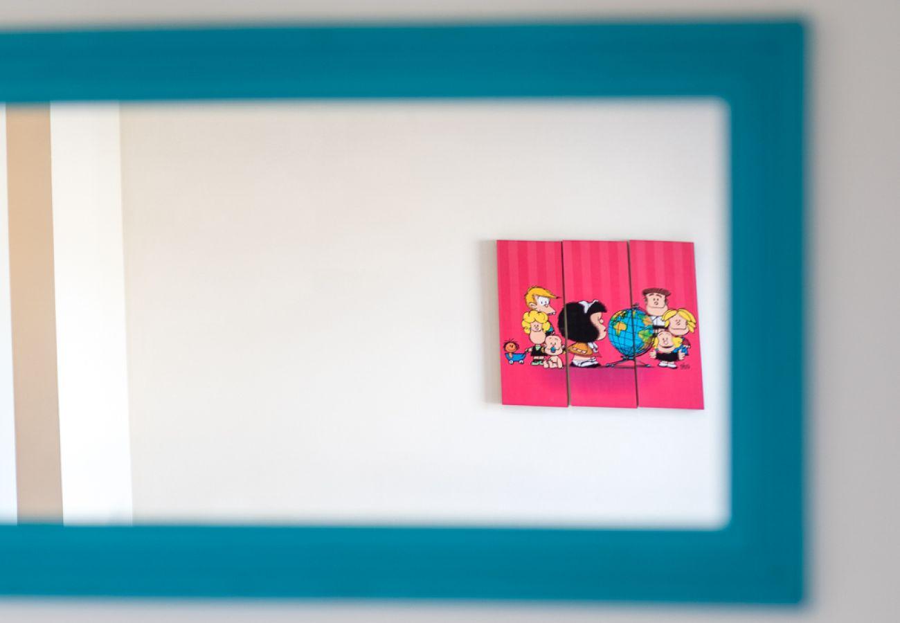 Estudio en San Carlos de Bariloche - Mafalda, en pleno centro!