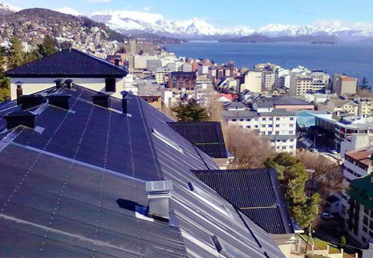 Apartamento en San Carlos de Bariloche - Dto. Kumelka con vista al lago en pleno centro