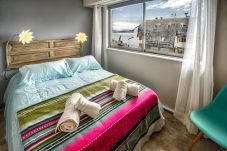 Apartamento en San Carlos de Bariloche - Dto. Alegre con vista al lago, céntrico y con wifi