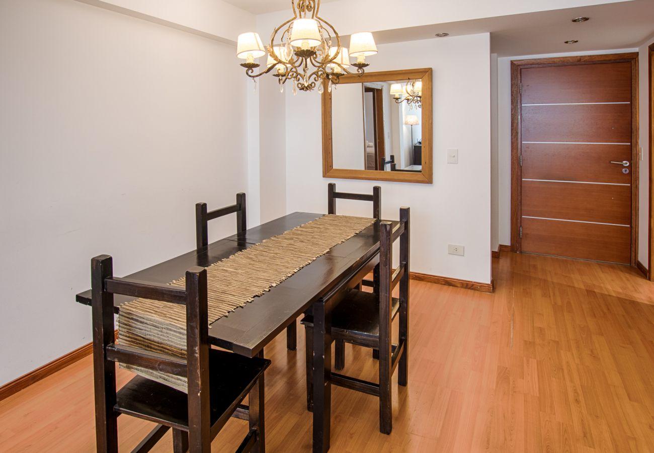 Apartamento en San Carlos de Bariloche - Moderno departamento en pleno centro