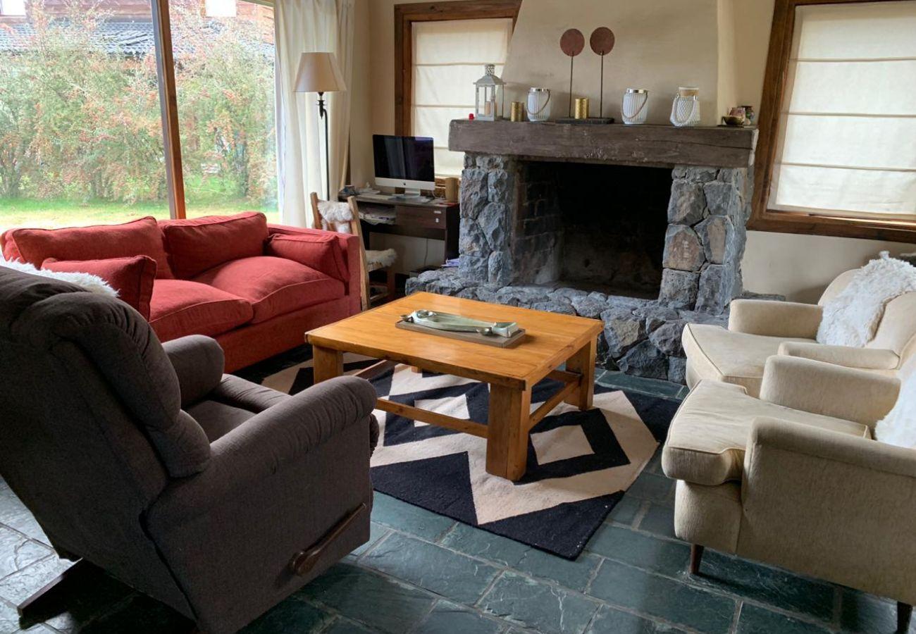 Casa en San Carlos de Bariloche - Casa Bella Vista en Arelauquen