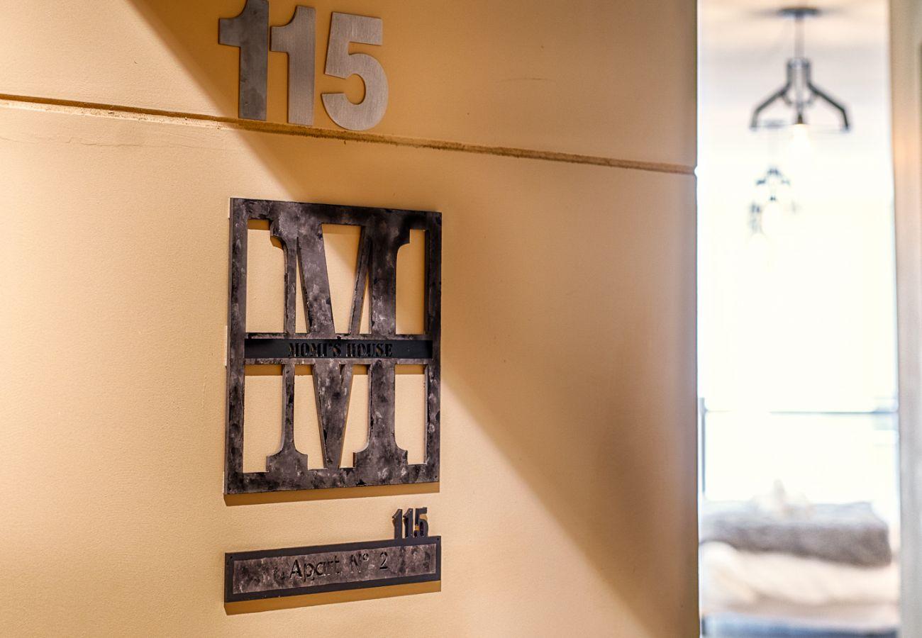 Estudio en San Carlos de Bariloche - Momi's Home II (Opcional estacionamiento $ 500 por