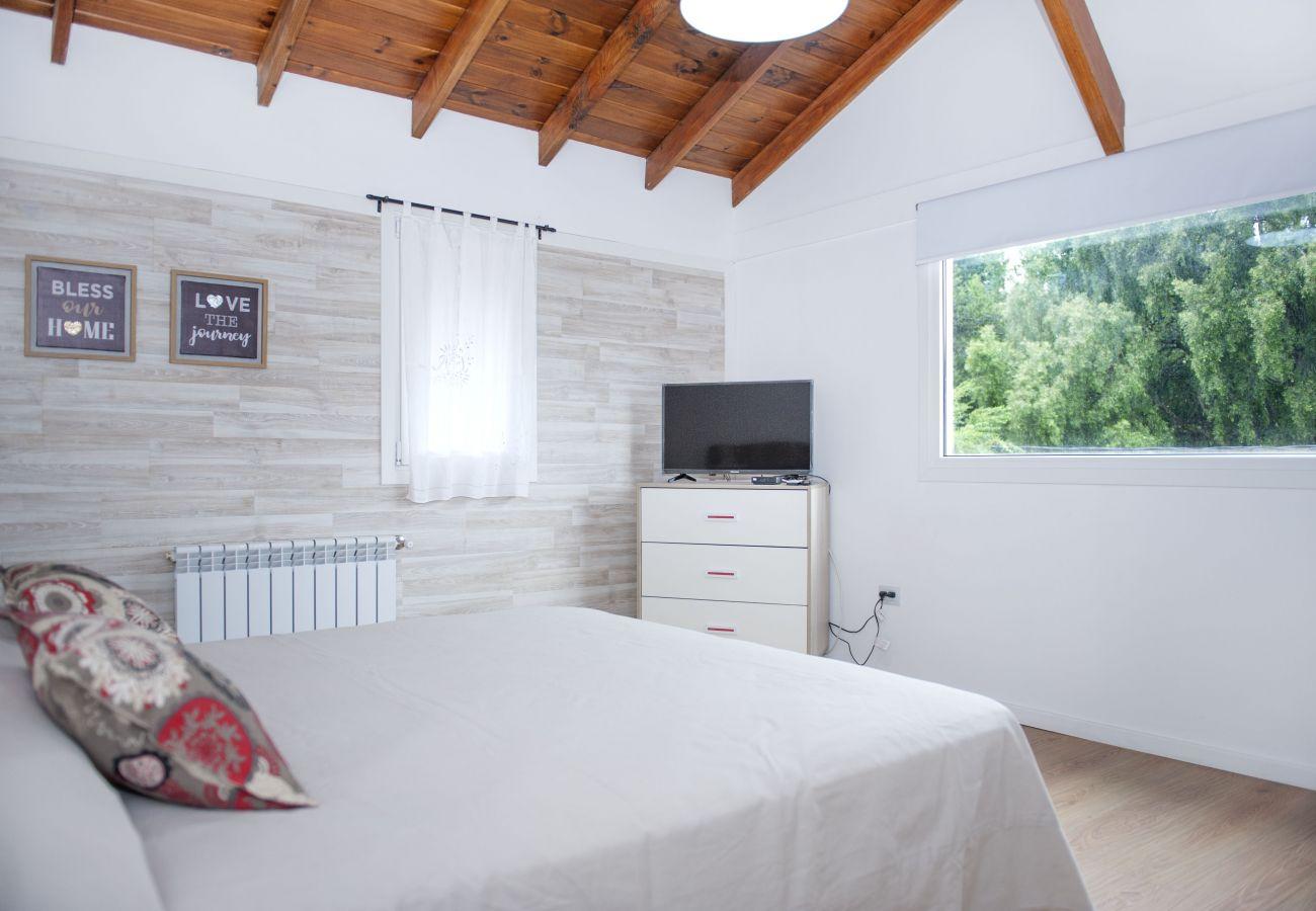Apartamento en San Carlos de Bariloche - Dto. Lago Steffen con parrilla