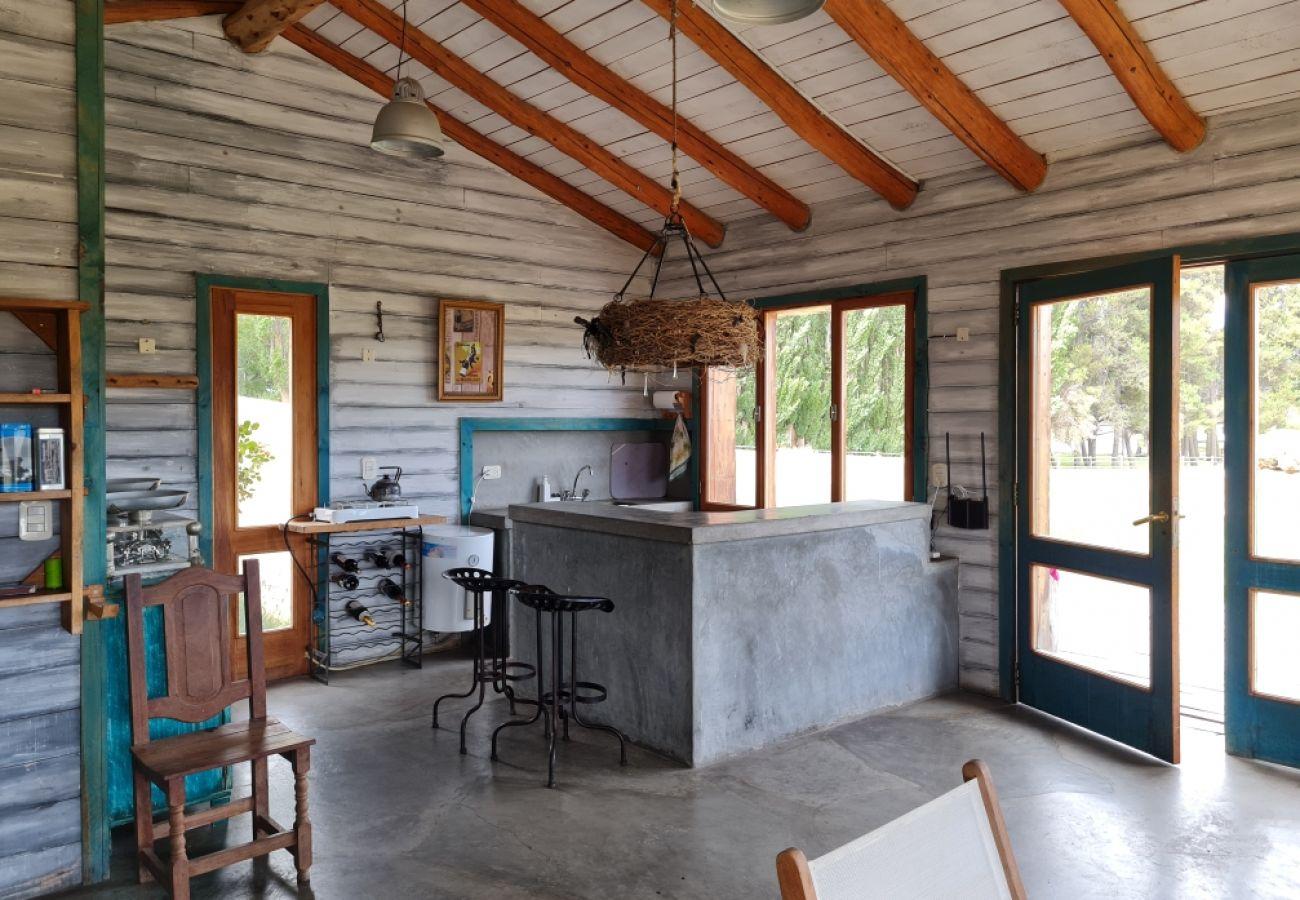 Casa rural en Cholila - Casa de campo Las Moscas - El Remanso